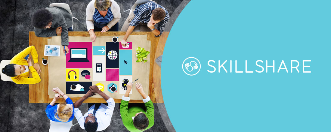 Learn and Earn with Skillshare's Online Platform
