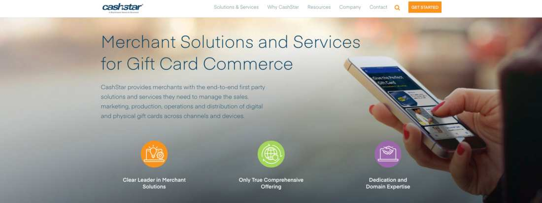 Merchant Solutions and Services for Gift Card Commerce