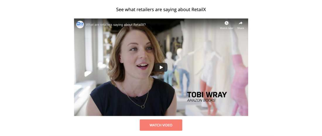 See what retailers are saying about RetailX