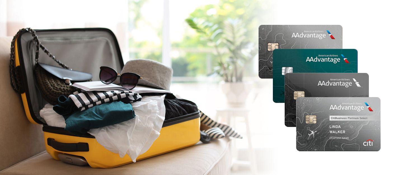 AAdvantage Credit Cards