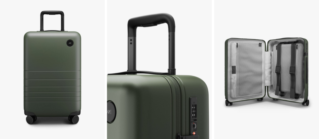 Pictures of Carry-on suitcase